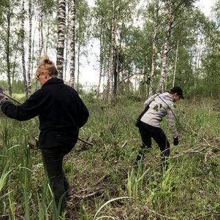 Ympäristöneuvoja Pekka Alhon mukaan Mannervedellä on arvokas vedenalainen luonto. Hän kehuu alueen asukkaiden aktiivisuutta. – Mannervedellä on positiivinen henki ja hyvä tekemisen meininki!